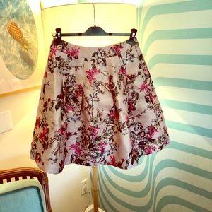 Ted Baker Julieanne Jacquard Full Skirt